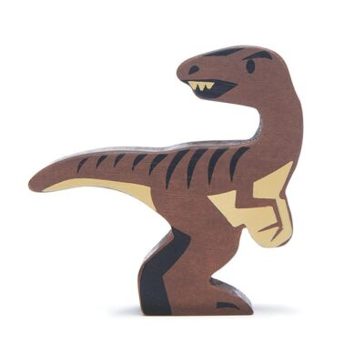 dinosaure en bois tender leaf toys