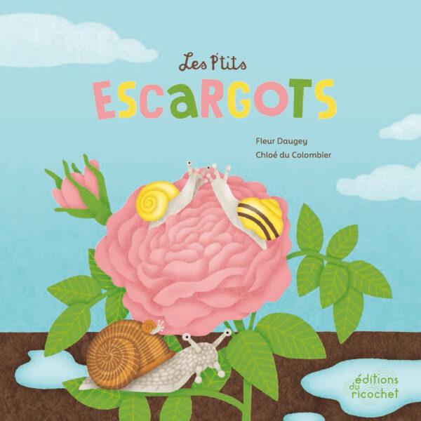 Ptits-escargots_couv_editions_du_ricochet