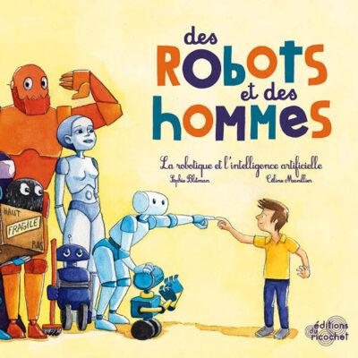 livres des robots et des hommes éditions du ricochet