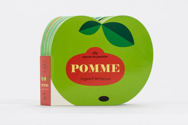 la pomme livre marcel et joachim