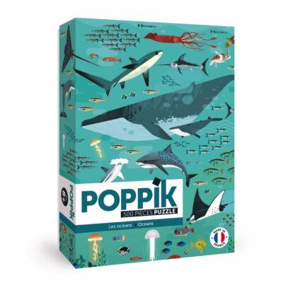 puzzle 500 pieces poppik
