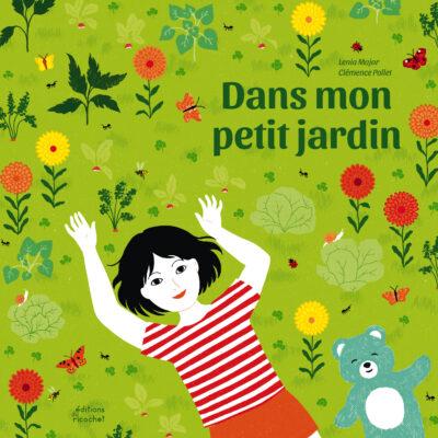 livre dans mon petit jardin éditions du ricochet