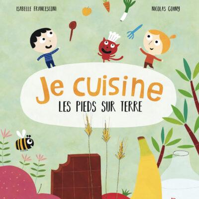 livre je cuisine éditions du ricochet