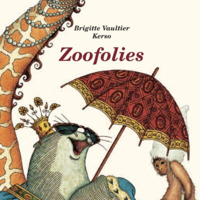 livre zoofolies éditions du ricochet