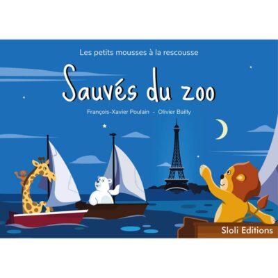 livre sauvés du zoo sloli