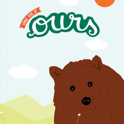 une vie d'ours livre éditions du ricochet
